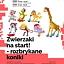Warsztaty dla dzieci: Zwierzaki na start!!! – Rozbrykane koniki