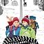Filmowy poranek dla dzieci: Kacper i Emma. Zimowe wakacje