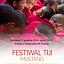 Festiwal Tiji. Mustang