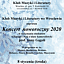 Koncert noworoczny 2020 w wykonaniu studentów z Europy i Azji z klasy kameralistyki prof. Anny Gągoli