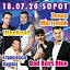 Królowie Disco: Zenon Martyniuk, Francesco Napoli, Weekend i Bad Boys Blue