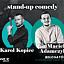 Stand-up: Karol Kopiec, Maciek Adamczyk