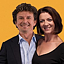 Jacek Wójcicki i Beata Rybotycka