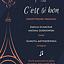"Koncert piosenki francuskiej ""C`est Si Bon"""