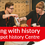 Meeting with history on-line