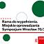 Miejskie oprowadzania Sympozjum Wrocław 70/20: Plac Grunwaldzki
