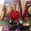 Ceremonia dźwięku gongów i mis tybetańskich
