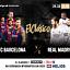El Clasico: FC Barcelona - Real Madryt w kinie Helios Tomaszów