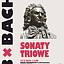 3xBach Sonaty Triowe