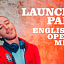 Launch Pad – English Open Mic