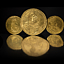 Kolekcja Polskich Monet Złotych 1535-1925