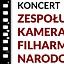 """Koncert """"Wojciech Kilar. Mistrz muzycznych krajobrazów"""" w wykonaniu Zespołu Kameralnego Filharmonii Narodowej"""