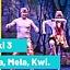 """""""Świnki 3 - Pepa, Mela, Kwi"""" - spektakl muzyczny z theART online"""