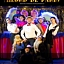 Muzyczna komedia teatralna z rewią paryską i piosenką francuską