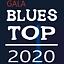 Gala Blues Top