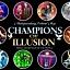 Międzynarodowy Festiwal Iluzji -Champions of Illusion