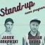 STAND-UP: Jasiek Borkowski i Damian Skóra