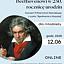 Spotkania z muzyką dla młodzieży: Poznajcie Ludwika. Beethovenowi w 250. rocznicę urodzin - online