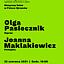 Muzyczny Salon w Pałacu Ojrzanów - Olga Pasiecznik i Joanna Maklakiewicz