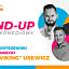"""Stand-Up: Radek Kostrzewski, Szymon Baraniecki, Damian """"Viking"""" Usewicz"""