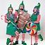 Elfy Trzy - spektakl mikołajowy