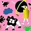 Mural dla zwierząt w CK AGORA
