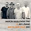 Marcin Wasilewski Trio & Joe Lovano - Arctic Riff Tour 2021