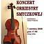 Koncert Młodzieżowej Orkiestry Smyczkowej