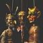 Marionetkiz kolekcji Antona Anderle
