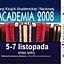 Targi Książki Akademickiej i Naukowej ACADEMIA 2008