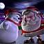 Mikołaj kontra Bałwanek 3D