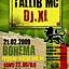 Reggae-nacja vol. 3 Tallib MC @ Bohema Zabrze