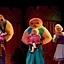 Śpiąca Królewna w wykonaniu Teatru Dzieci Zagłębia z Będzina