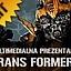 Multimedialna prezentacja Transformers: Zemsta upadłych