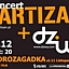 Koncert Partizan + Dziwy